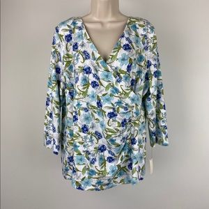 Talbots size extra large top
